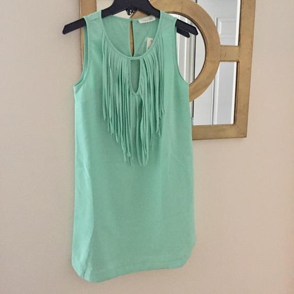 7e49b9659f NWT Fringe Dress by Sugarlips